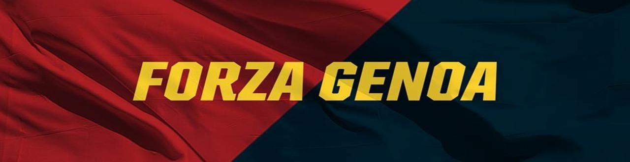 Il mondo del Genoa a portata di click: notizie, calciomercato, opinioni e aggiornamenti in tempo reale. Iscriviti per restare sempre aggiornato!