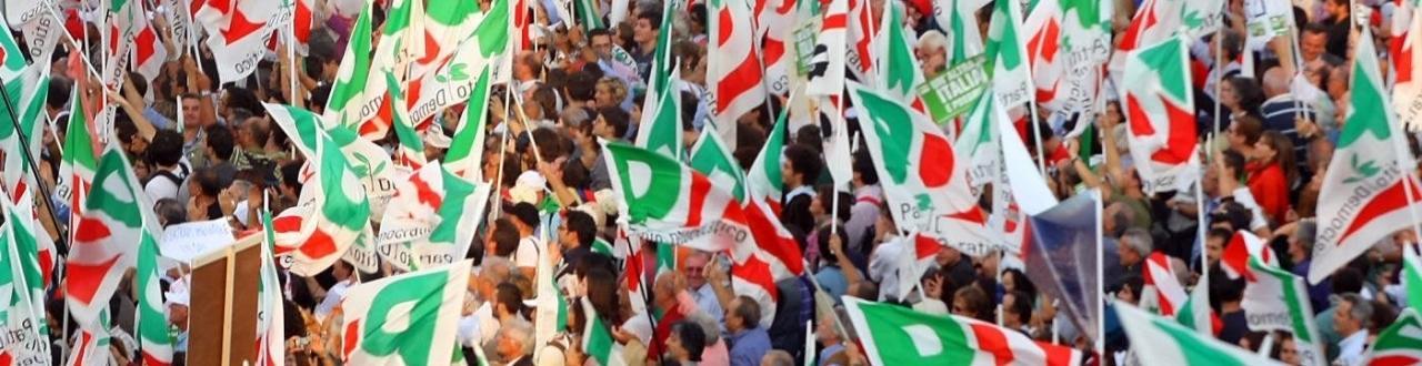 Il Partito Democratico è attualmente guidato dal segretario Matteo Renzi
