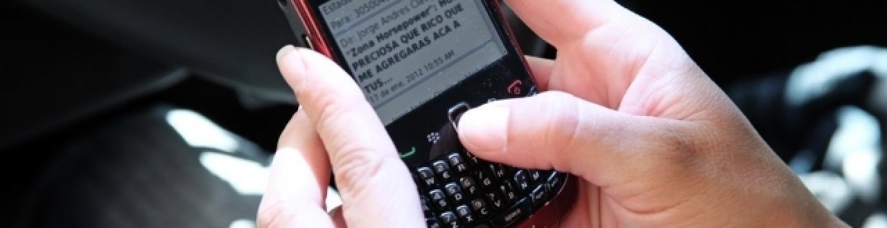 La telefonía móvil se ha convertido en un sistema imprescindible para el día a día de cualquier persona