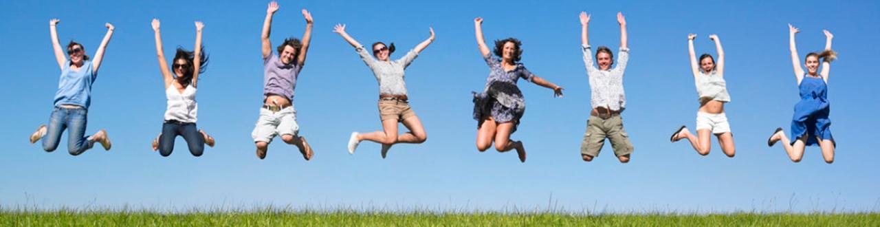 La salud tiene que ver con un sentido de eficiencia natural y bienestar físico y mental
