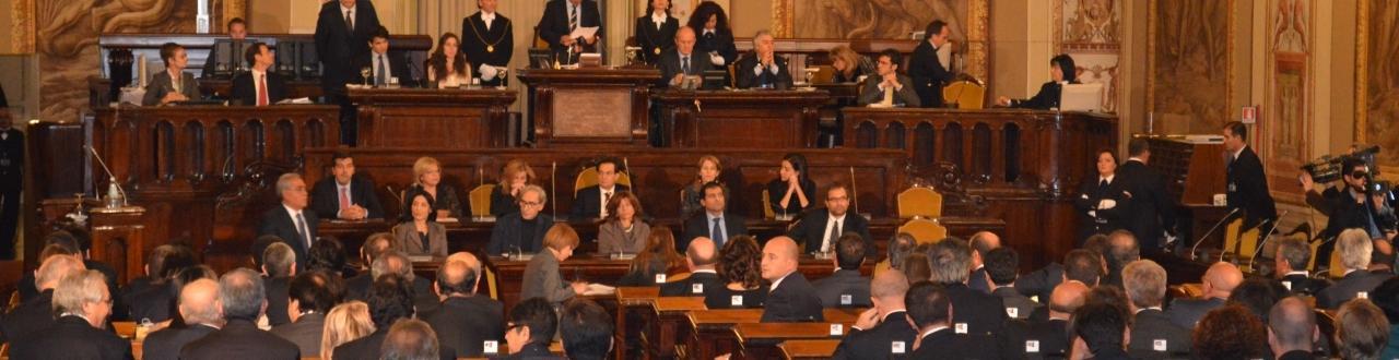 Città capoluogo della Sicilia, ospita la sede dell'Assemblea Regionale Siciliana