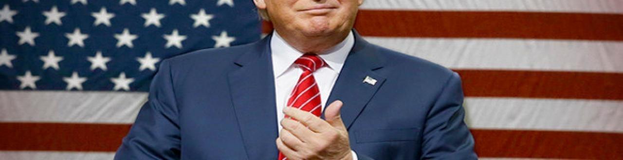 Donald Trump est actuellement le 45ème président des Etats-Unis depuis son investiture le 20 janvier 2017 à Washington D.C