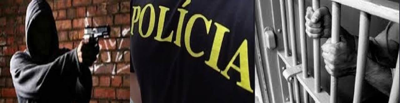 Polícia é notícia: falta de segurança pública e o aumento da criminalidade e a violência.