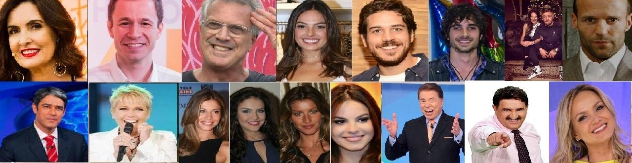 O canal da Fama! Tudo que está acontecendo no mundo das celebridades, nacionais e internacionais.