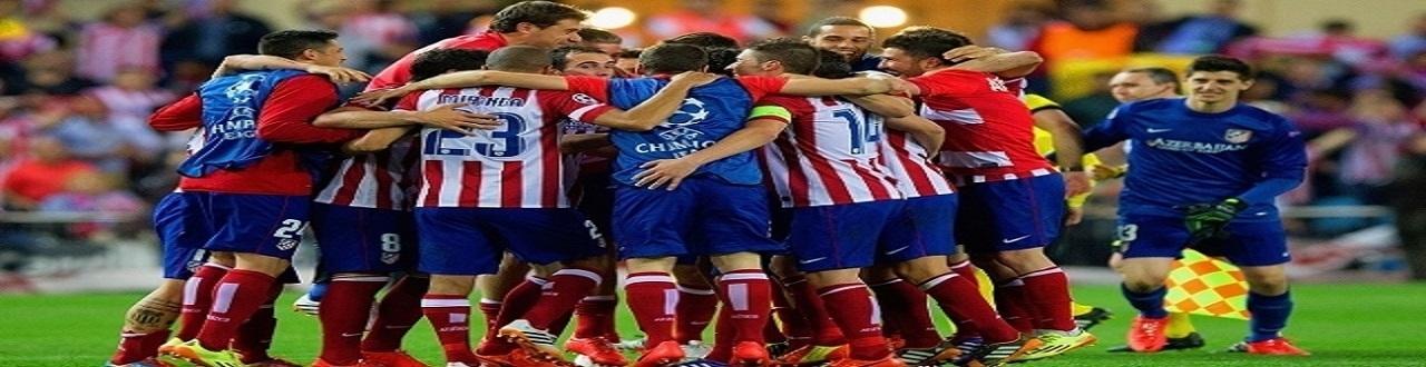 L'Atlético Madrid est une équipe de football espagnole qui pore les surnoms de « Los Colchoneros » et « Los Indios ».