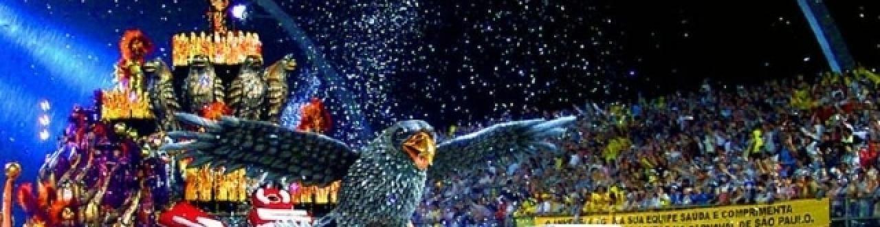 O carnaval no Brasil é mundialmente famoso e motivo de visita de muitos turistas ao País.