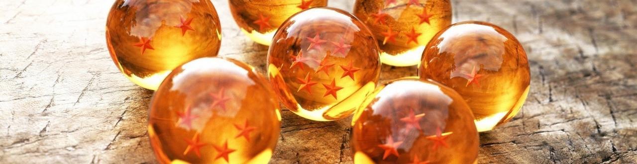 Las esferas del dragón son siete esferas mágicas de cristal en el manga y anime Dragon Ball de Akira Toriyama