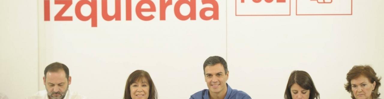 Pedro Sánchez moviliza la corriente reformista del Partido Socialista Obrero Español