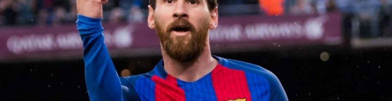 El argentino Lionel Messi es el mejor jugador y líder del Fútbol Club Barcelona