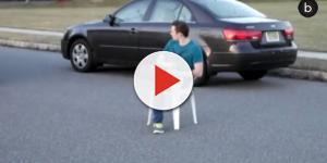 Ce se intampla in strada?