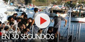 La jornada en 30 segundos -21 de abril 2015