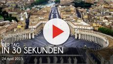 Der Tag in 30 Sekunden - 24 April 2015