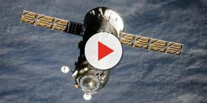 Video: Russian Supply Ship Arrives at ISS