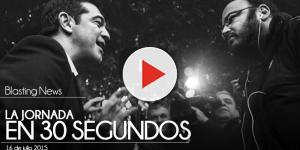 La jornada en 30 segundos - toda la información del 16 de julio de 2015