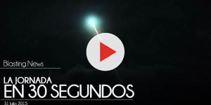Las Noticias del Día en 30 Segundos - 31 Julio 2015