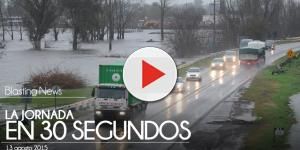 La Jornada en 30 segundos - 13 agosto 2015