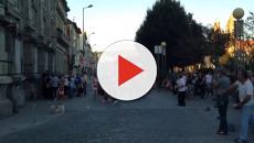 Braga: Lesados do BES atacam agência do Banco de Portugal com ovos