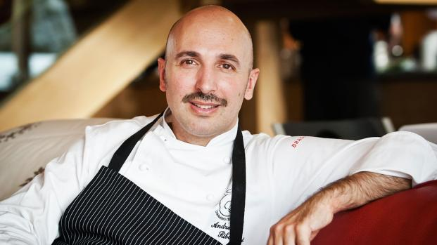 Expo 2015, in cucina con Andrea Ribaldone
