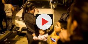 Vídeo del terremoto en Chile - 17/09/2015