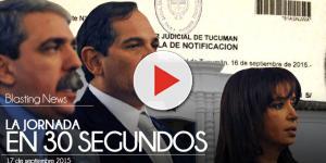 La Jornada en 30 segundos - 17 septiembre 2015