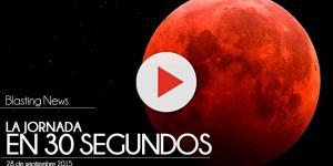 La Jornada en 30 segundos - 28 septiembre 2015
