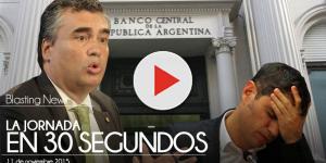 La Jornada en 30 segundos - 11 noviembre 2015