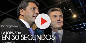 La Jornada en 30 segundos - 22 enero 2016