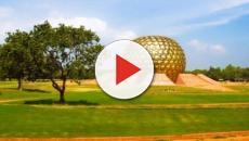 Video: Eine Stadt ohne Politik, ohne Relegion und ohne Geld