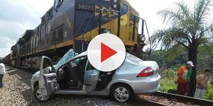 Vídeo: Acidente