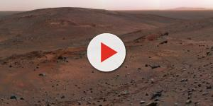 Video: Accampamento umano su Marte visibile da Google Earth