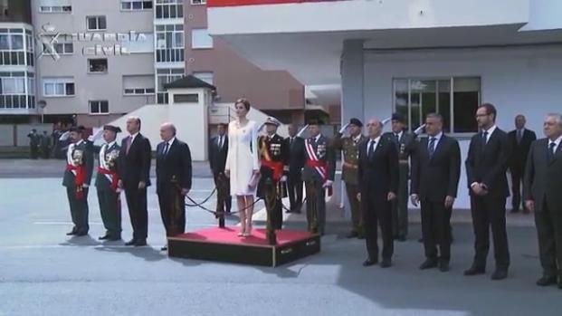 La reina Letizia recibe críticas tras celebrar los 40 años de democracia