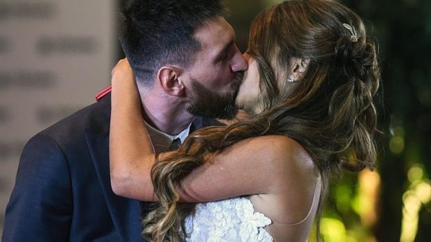 Real Madrid : Le message de CR7 pour le mariage de Messi !
