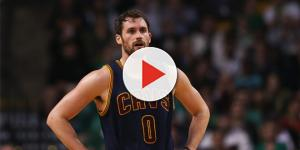 Cleveland Cavaliers could trade Kevin Love to the New York Knicks