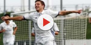 Francisco Feuillassier, jugador argentino de 19 años,fichado por el Real Madrid