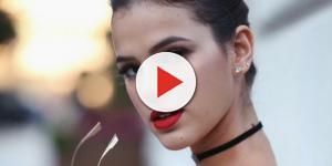 Bruna Marquezine está atraindo olhares de cantor internacional