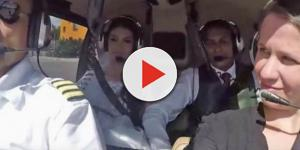 Vídeo registra queda de helicóptero que matou noiva no dia do casamento