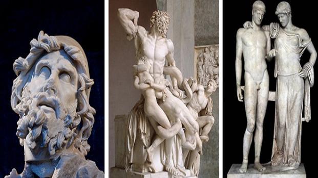 VIDEO: Ecco perché le antiche statue greche hanno il pene piccolo