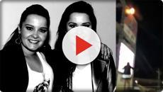 Tristeza: telão explode em show e fogo interrompe Maiara e Maraisa