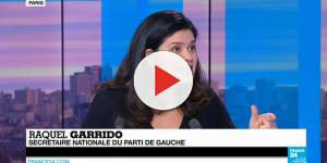 Raquel Garrido, une insoumise chroniqueuse chez Bolloré