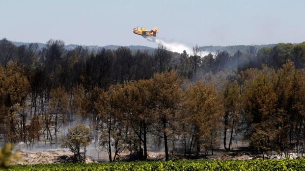 Ces feux qui ont brûlé la Provence