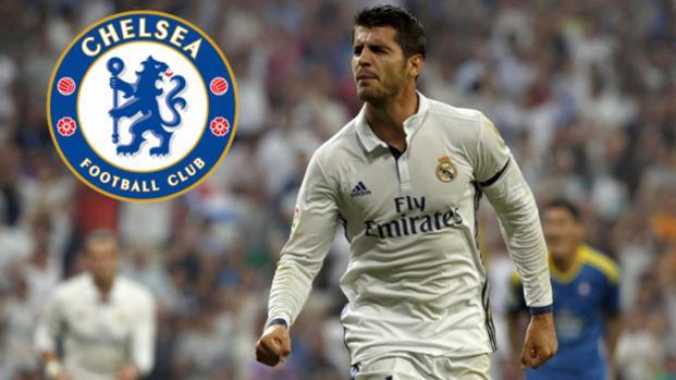 Álvaro Morata podría vestir la casaca del Chelsea
