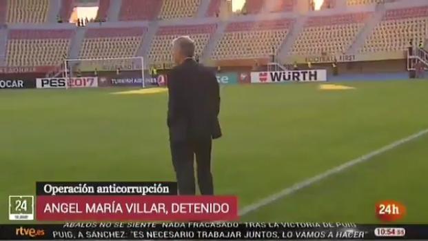 Villar despidió en 2003 a su secretario por anunciar supuestas irregularidades