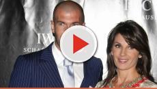 Zidane et Véronique sa femme heureux comme jamais avec leurs enfants !