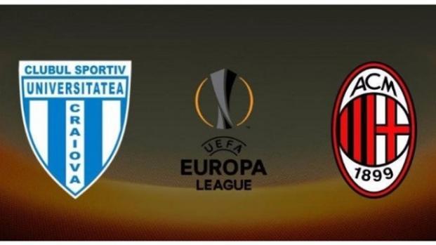 Video: Craiova-Milan, Europa League 2017/18: orario diretta tv e info streaming