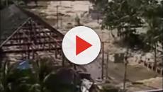 Karina Dobeux no sucumbió en el tsunami de Tailandia porque estaba bucenando