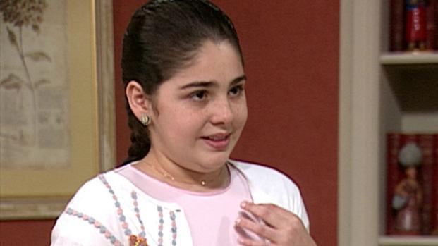 Lembra dessa atriz em 'Senhora do Destino'? Hoje ela está um mulherão