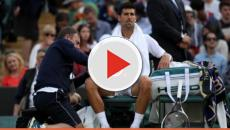 Fin de saison pour Novak Djokovic !