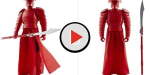 'Star Wars: The Last Jedi': Elite Praetorian Guards official look revealed