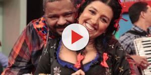 Assista: Regina Casé abre o jogo e comove com o que diz de Arlindo Cruz