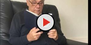 Assista: Mais magro, Marcelo Rezende surge em vídeo e manda recado: 'Não sou cov